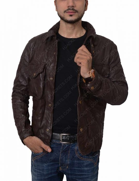 addicted biker jacket