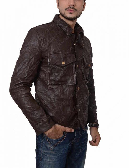 quentin matthews leather jacket