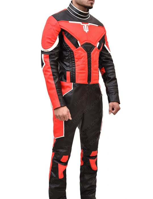 Ant Man And The Wasp Leather Costume Suit
