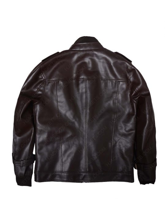 Cafe Racer Bomber Jacket