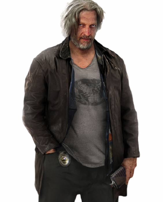 Hank Anderson Jacket