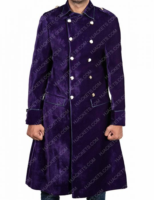 Into The Badlands Lewis Tan Coat