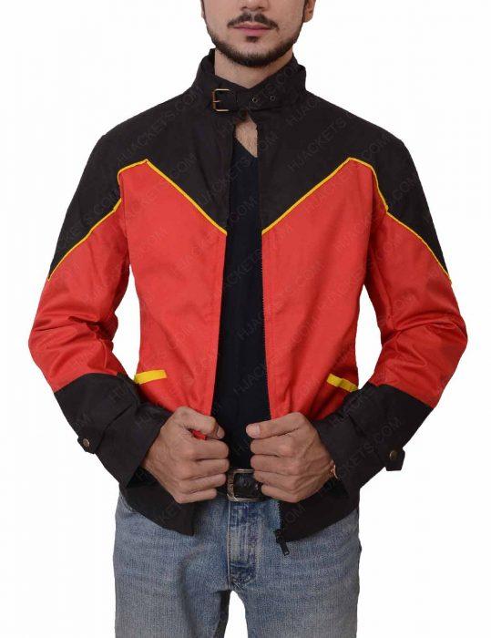 batman red robin jacket