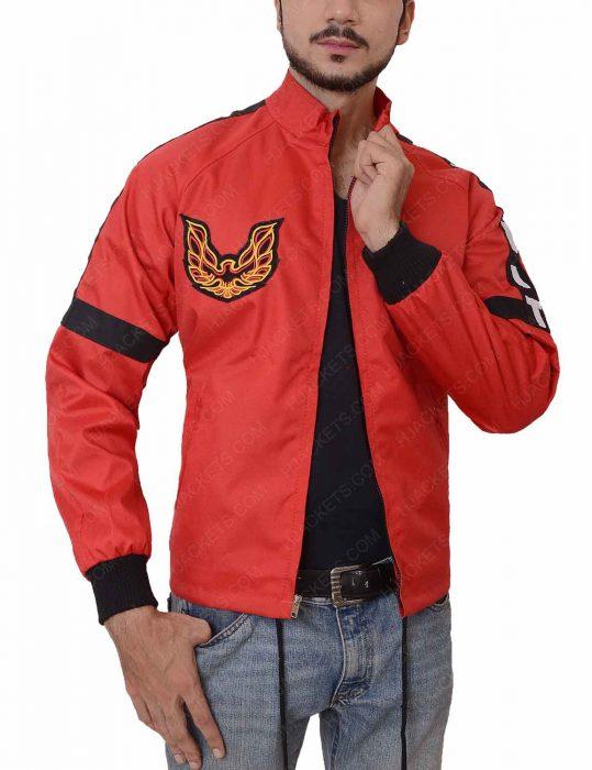 burt reynolds smokey and the bandit leather jacket