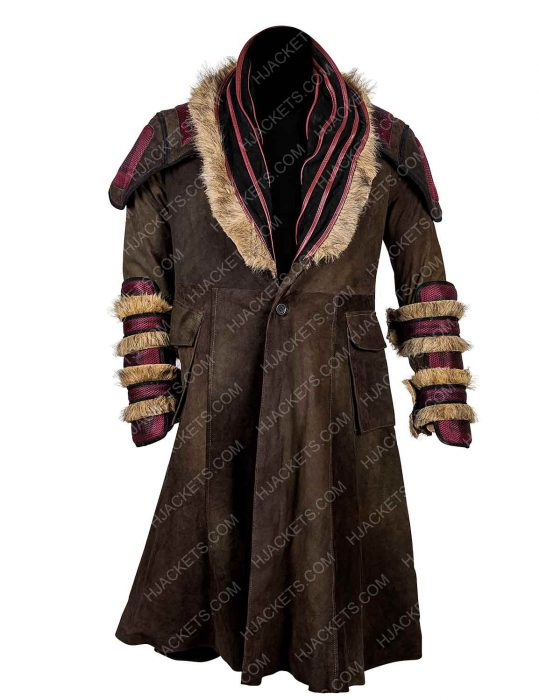 daniel wu sunny trench coat