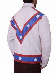 evel knievel biker jacket