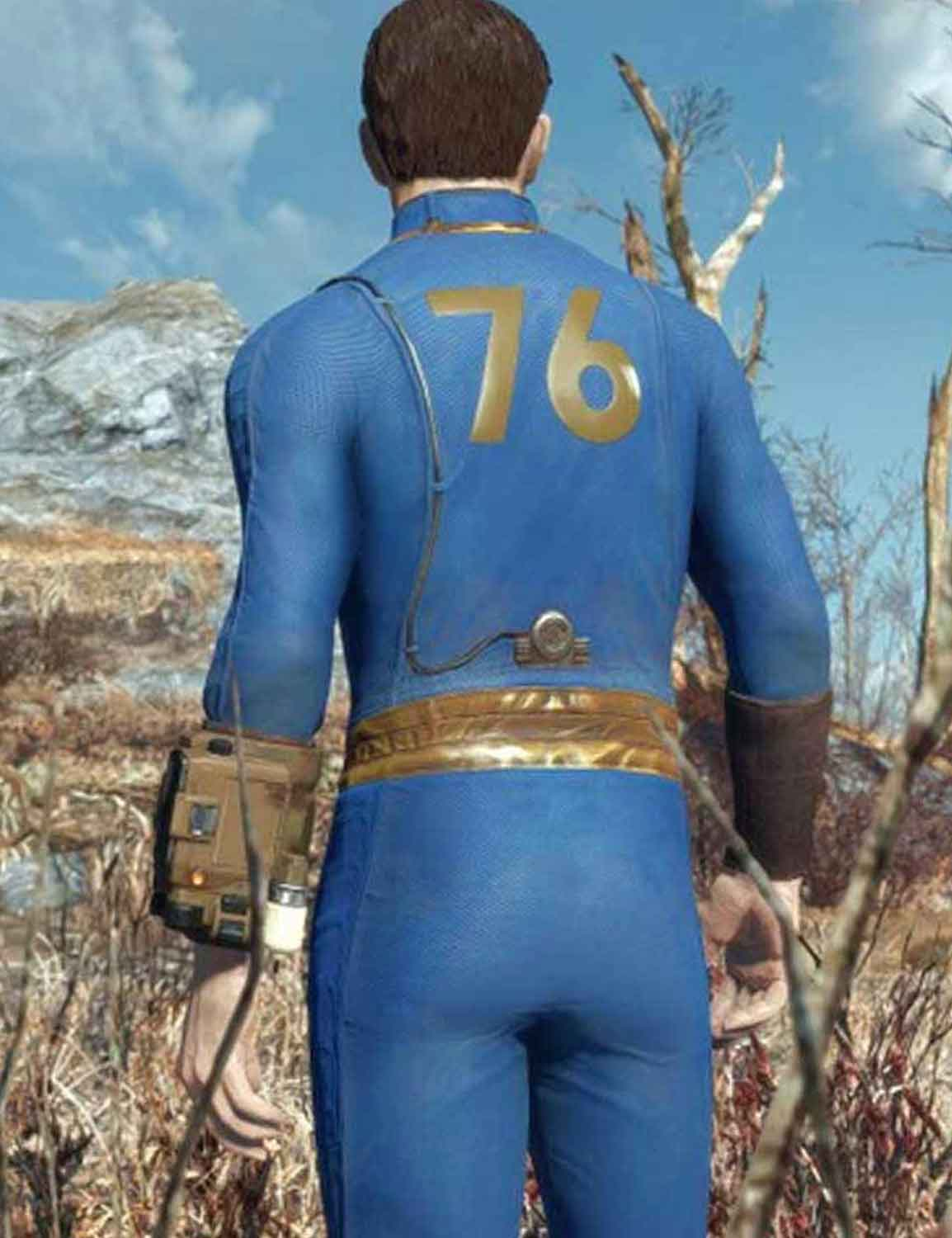 Buy Fallout 76 Jacket For Sale Hjackets