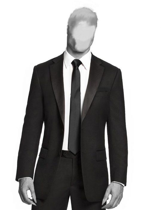 slenderman tuxedo