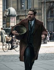 Jacob Kowalski Fantastic Beasts 2 Coat