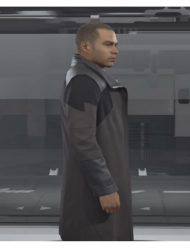 markus detroit mid length coat