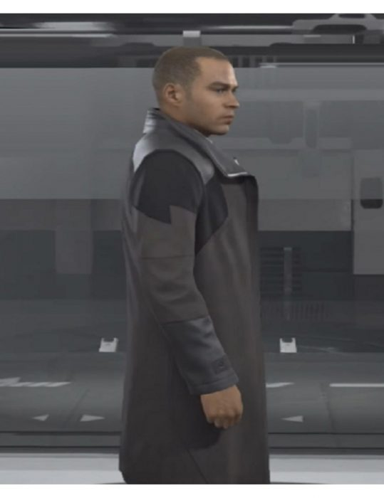 markus detroit mid length coat
