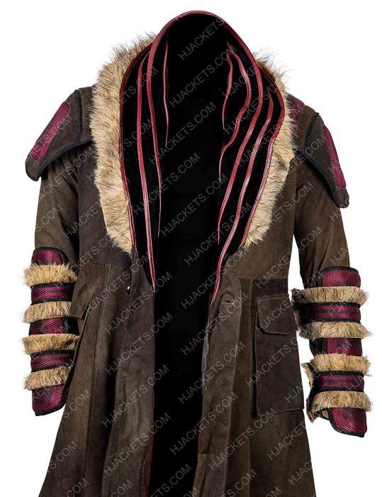 into the badlands coat