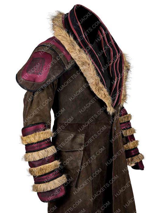 into the badlands daniel wu jacket