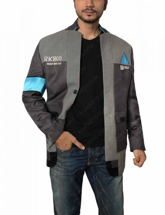 jesse williams detroit become human jacket