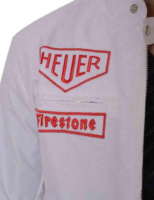 le mans steve mcqueen white jacket