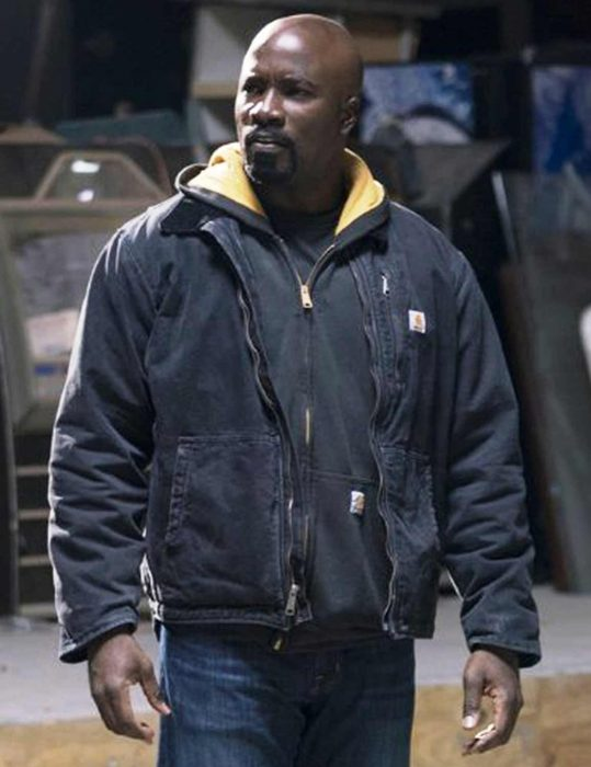 mike colter luke cage hoodie