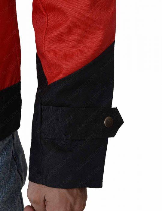 red robin batman jacket