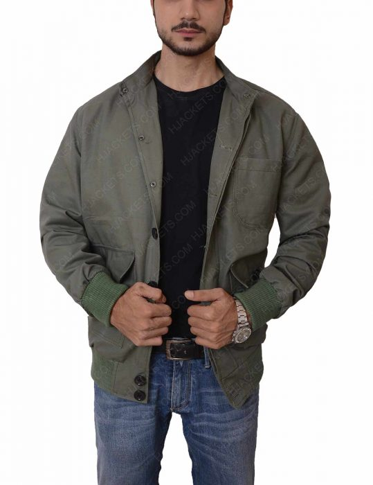 sean penn the gunman jacket