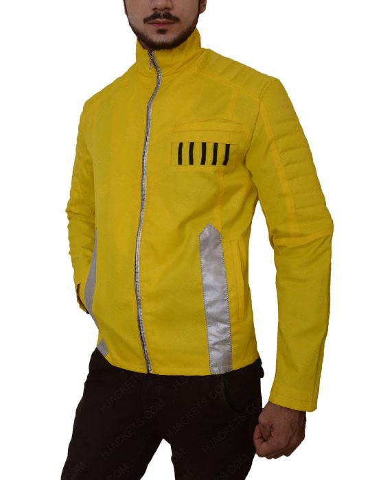 star wars yellow jacket