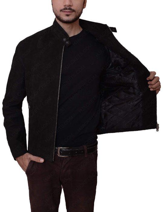 supernatural season 11 black jacket