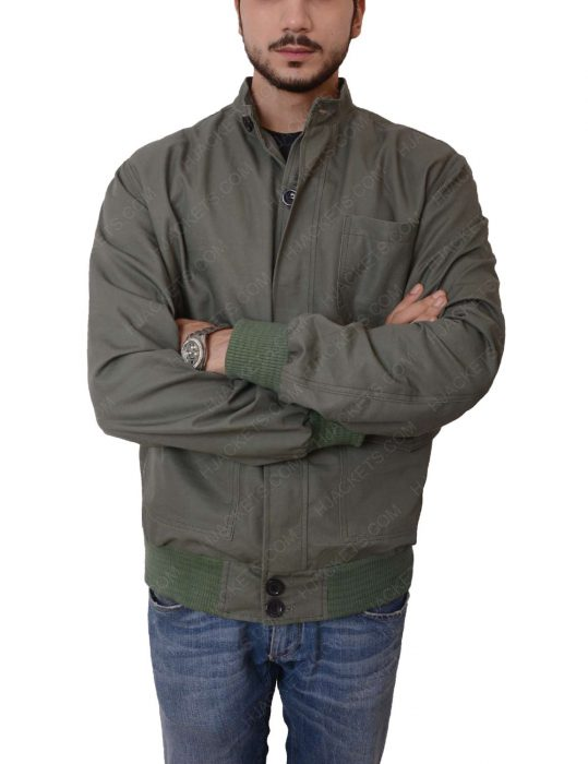 the gunman jacket
