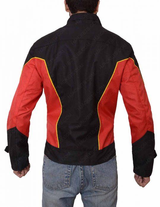 tim drake red robin jacket
