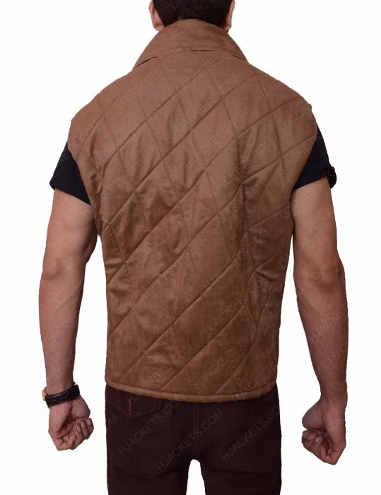 yellowstone kevin costner vest