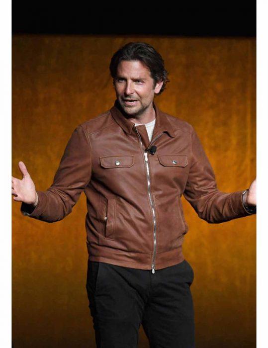 Jackson Maine leather jacket