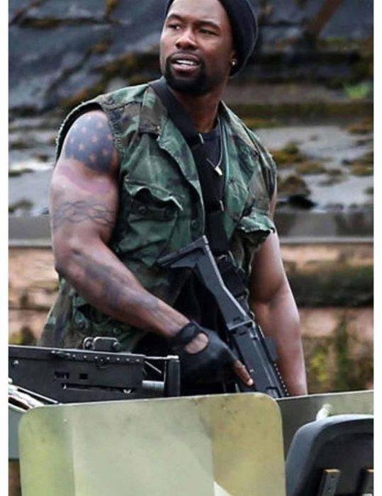 The Predator Williams vest