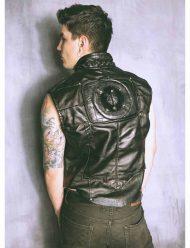 Dragoncon Motorcycle Vest