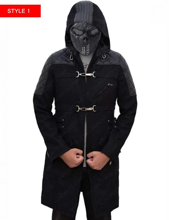 Devil May Cry 5 Nero Black Coat