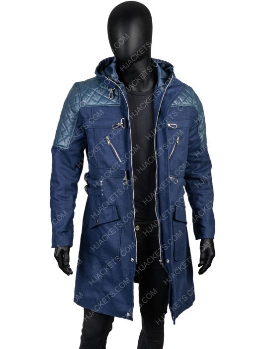 Devil May Cry 5 Trench Coat