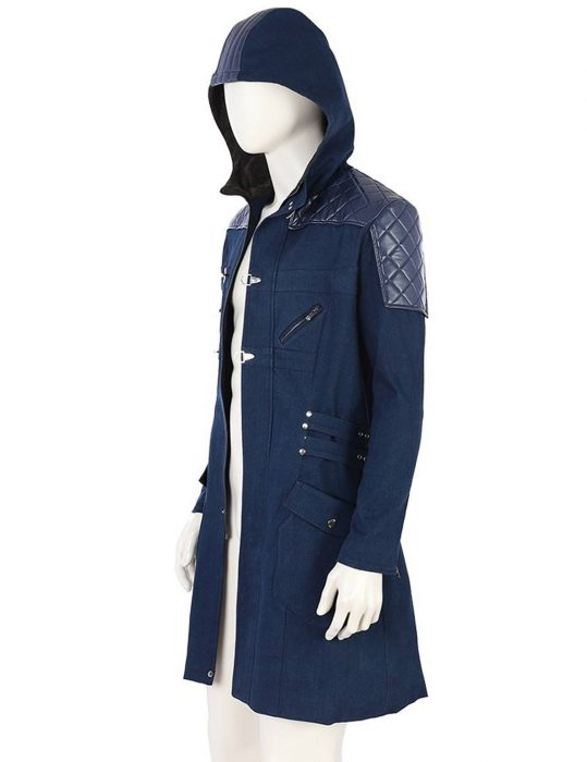 Devil May Cry 5 Nero Trench Coat