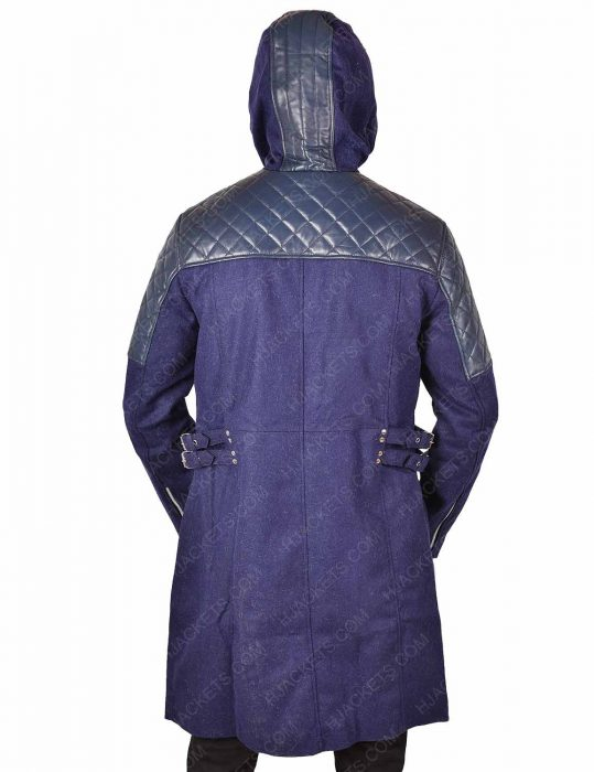 Nero Devil May Cry 5 Trench Coat