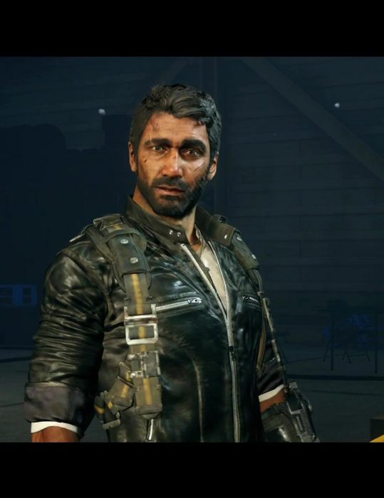 just cause 4 leather jacket
