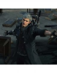 Nero Devil May Cry 5 Coat