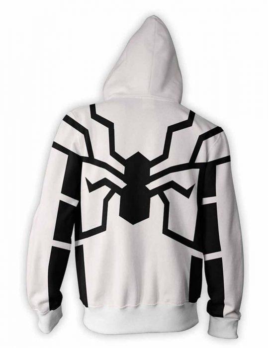 Future Foundation Spider Man Hoodie