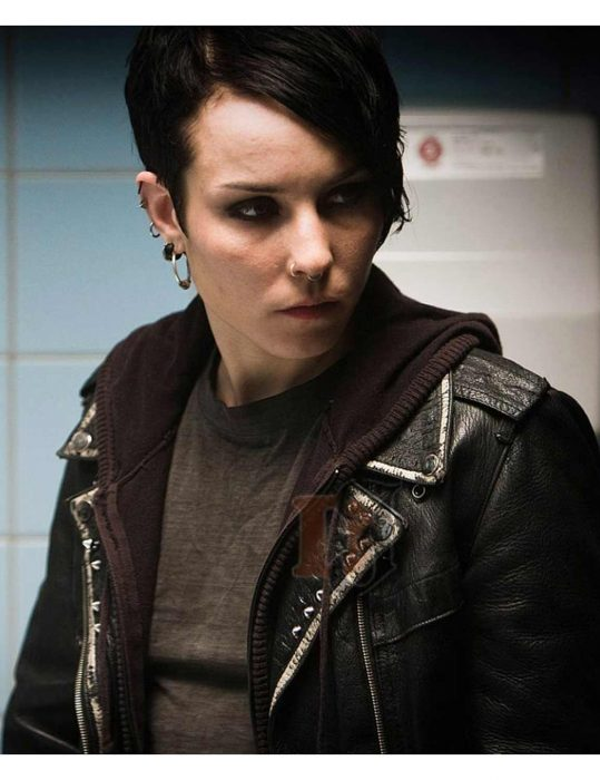 the girl in the spiders web lisbeth salander jacket