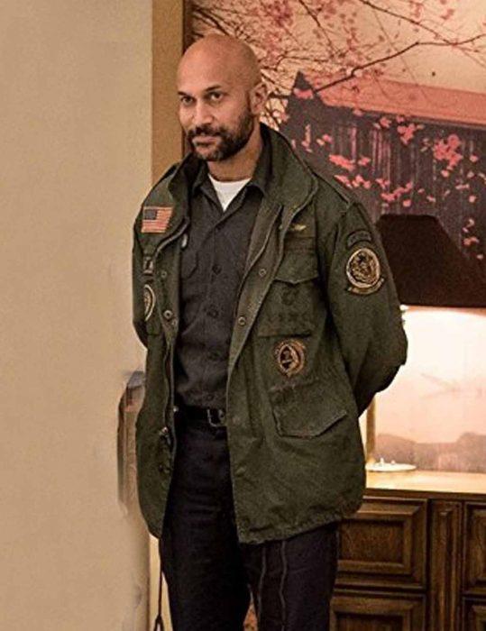 the predator coyle jacket