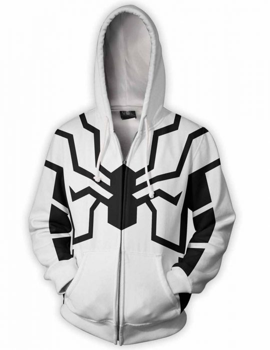 Spiderman Future Foundation Hoodie