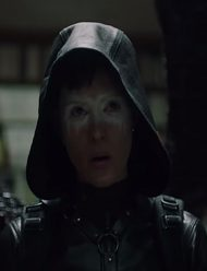 Lisbeth Salander Hooded Jacket