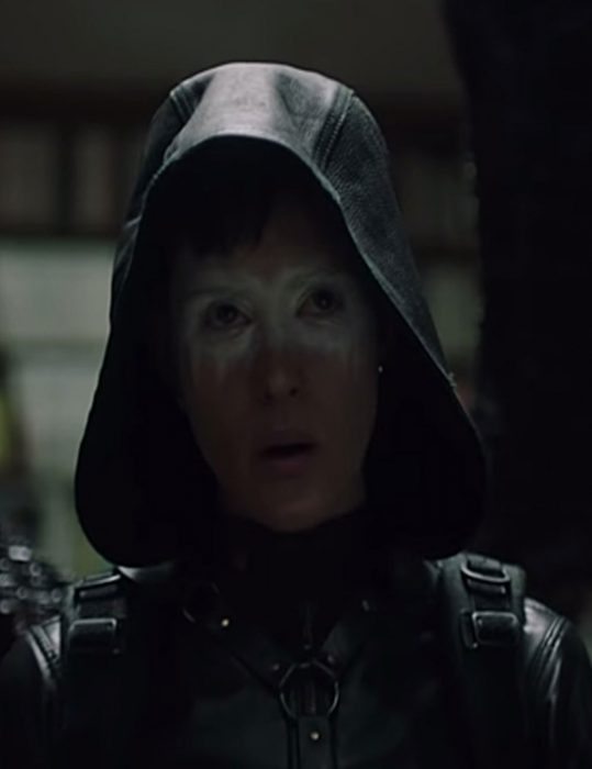 Lisbeth Salander Hooded Jacket
