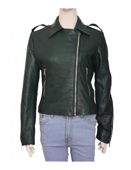 tulip o'hare leather jacket