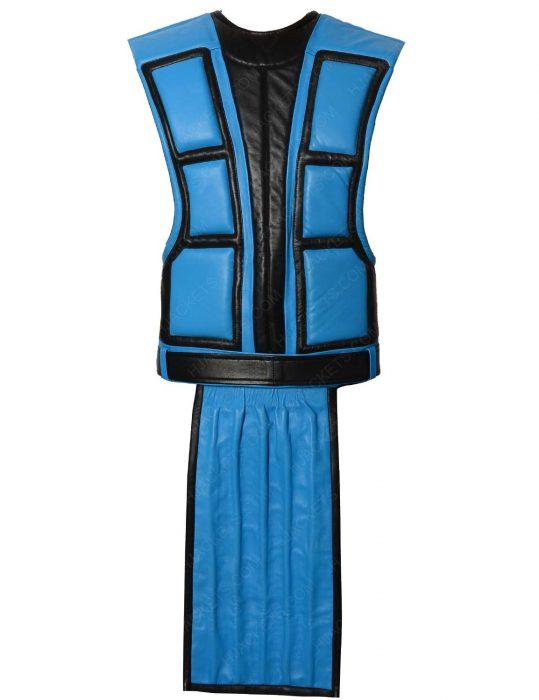 mortal kombat blue vest
