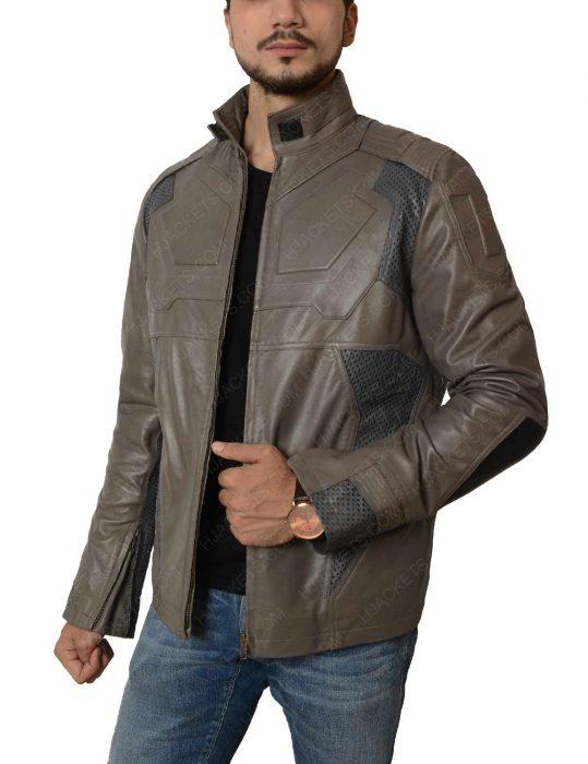 oblivion grey jack harper jacket