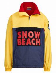 snow beach cotton hip hop jacket
