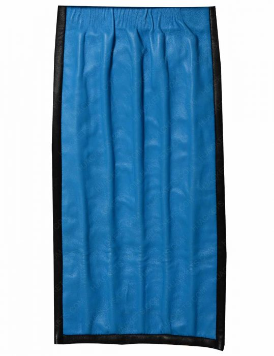 sub zero mortal kombat blue vest