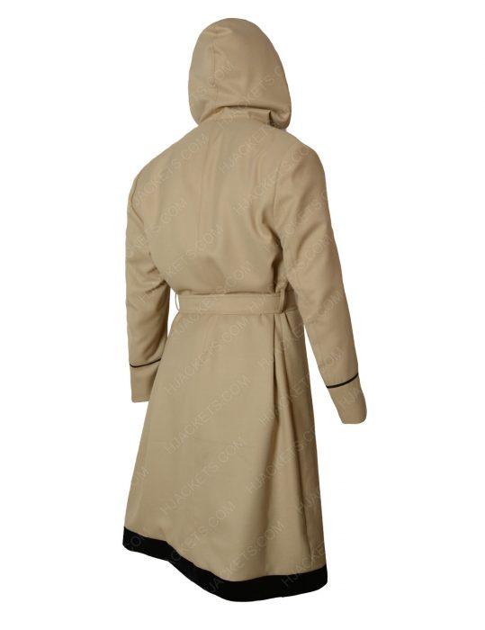 thirteenth doctor who white rainbow coat