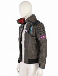 cyberpunk 2077 leather jacket