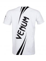 venom white cotton t shirt